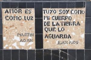 Lima -Parque de Amor